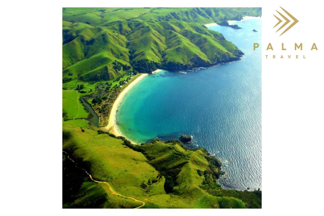 Příroda a hory Nového Zélandu