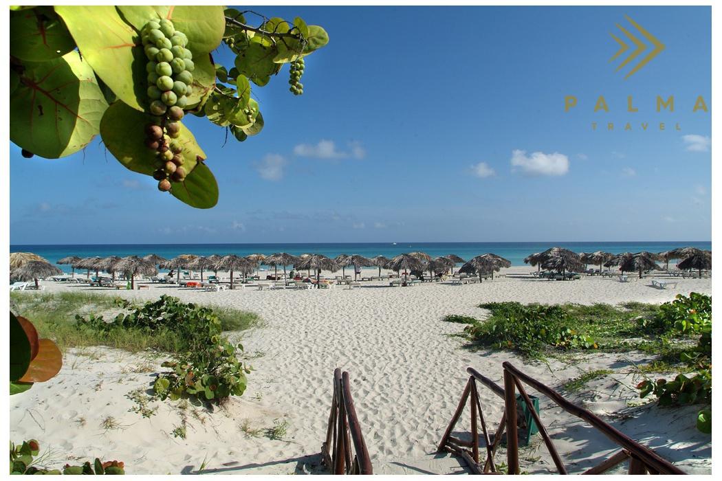 Barcelo Solymar Bungalovy pláž