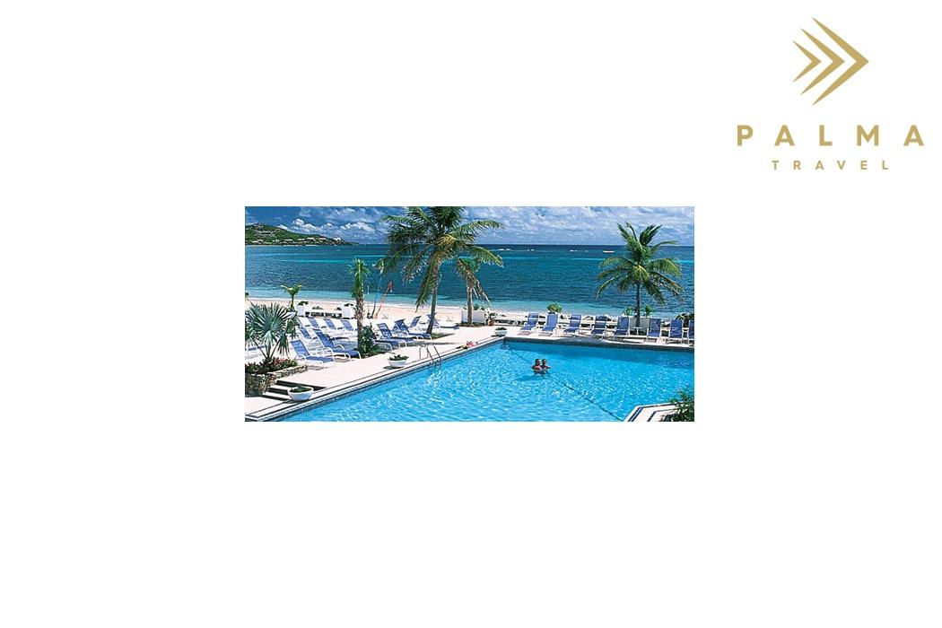 Carina Bay Resort bazén