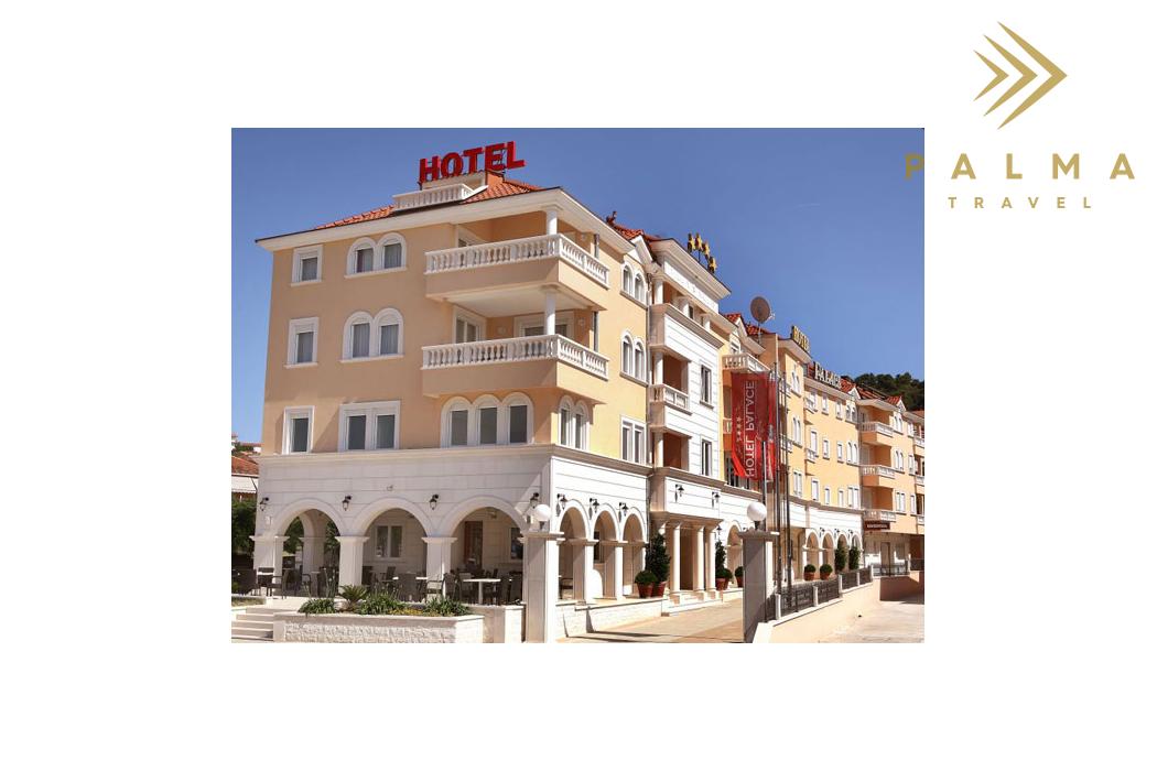 Hotel Palace Trogir