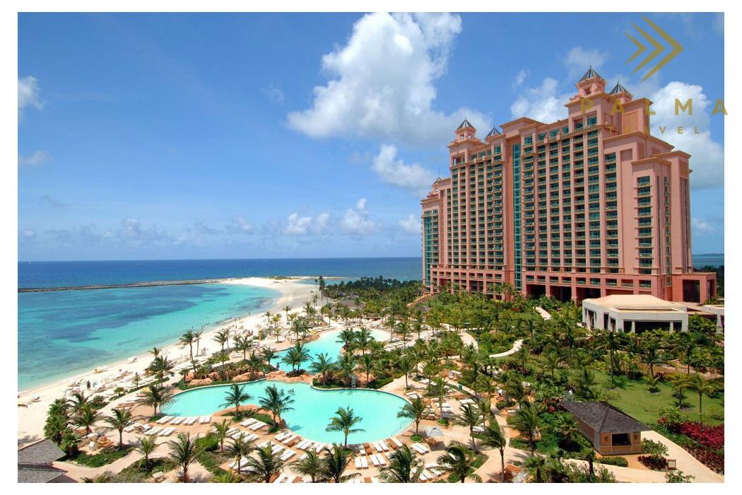 Atlantis - Beach Tower