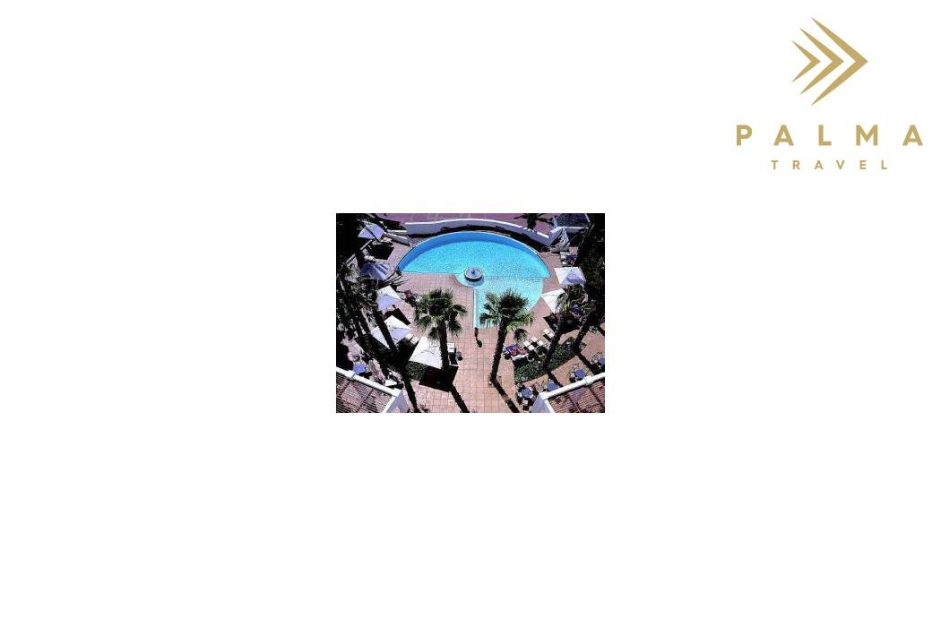 Protea Hotel President bazén
