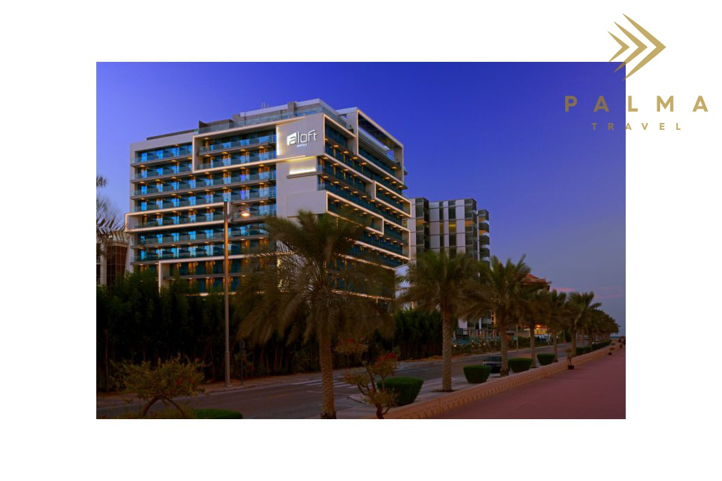 Aloft Palm Jumeirah