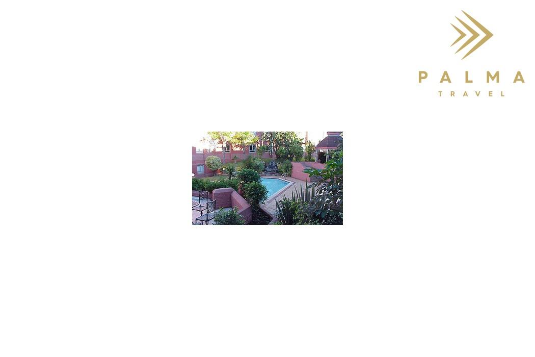 City Lodge Port Elizabeth pohled