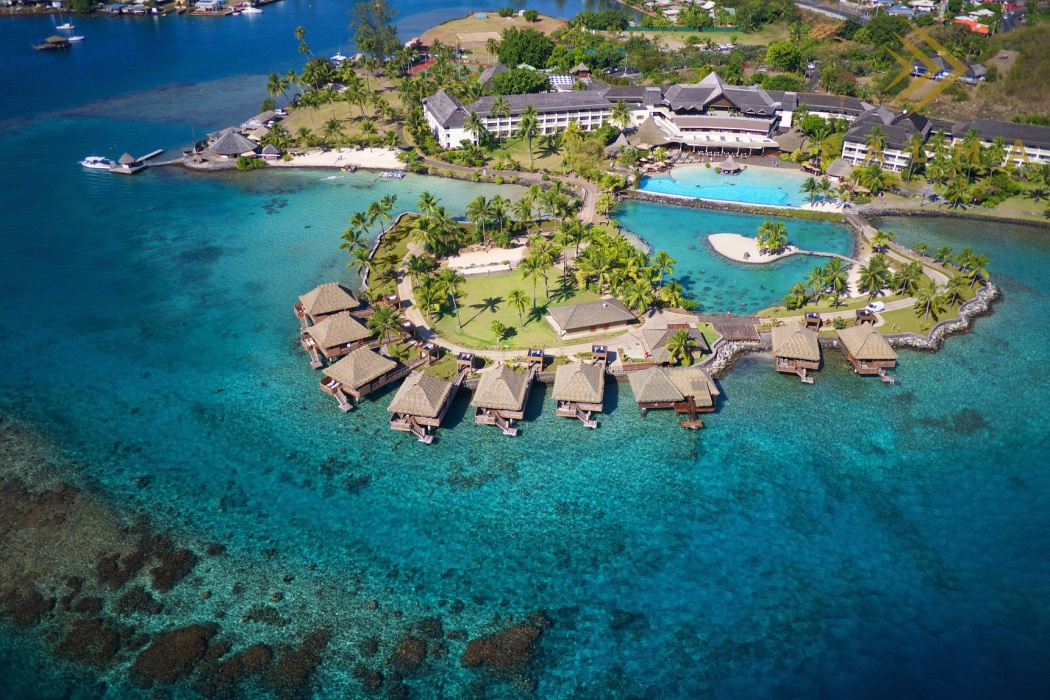 Hotel Intercontinental Tahiti Resort