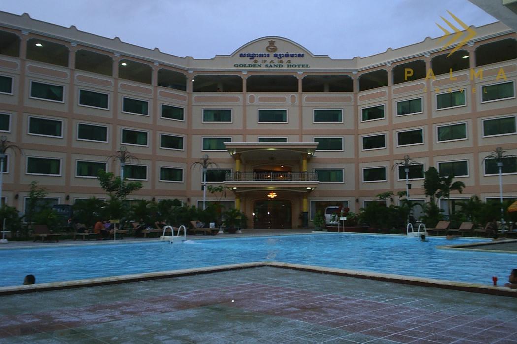 Gloden Sand Hotel