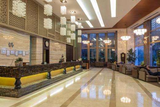 Queens Park Le Jardin Hotel