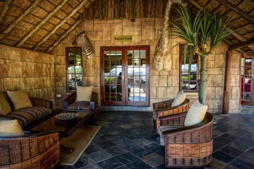 Zebra Country Lodge Hotel