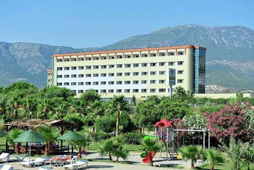 Kirbiyik Resort (ex Dinler)