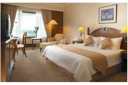 Pan Pacific Hotel pokoj Deluxe
