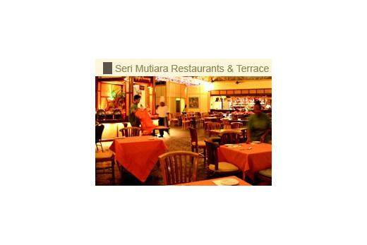 Mutiara Buray Bay Langkaw restaurace