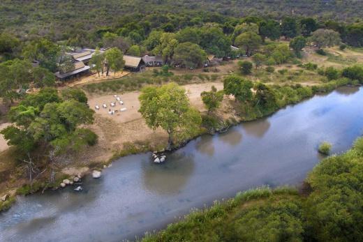 9 denní luxusní safari a Kapské město/ 6 nocí