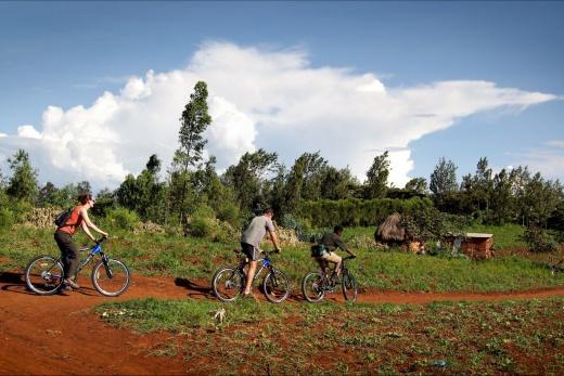 Rodinné safari - Arusha, Karatu, Seronera