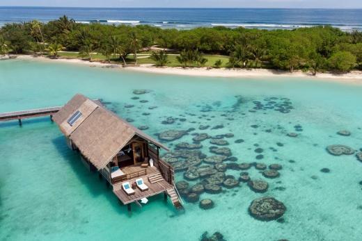 Shangrila´s Villingili Resort and Spa