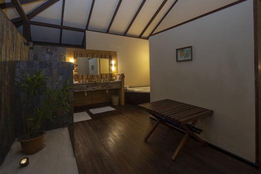 Filitheyo Island Resort - vodní bungalovy