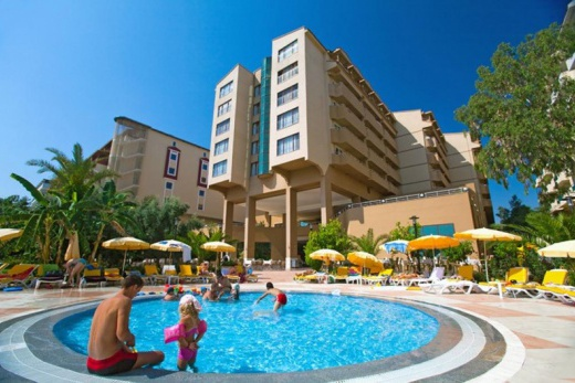 Hotel Stella Beach - Rodinný Pokoj