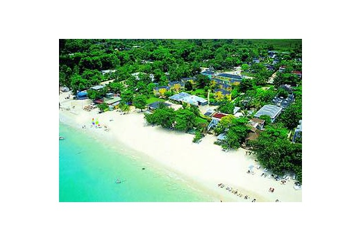 Negril Gardens Beach Resort pláž