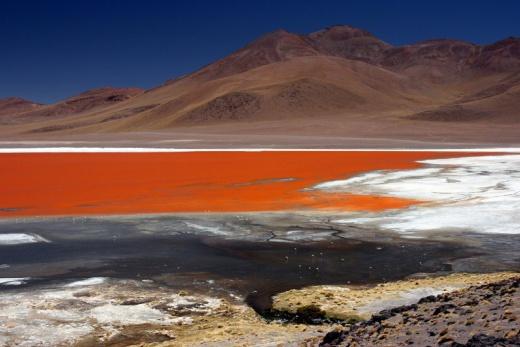 Argentina - Bolívie - Chile