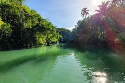 Pozor, jede Butanding! s prodloužením na Palawanu