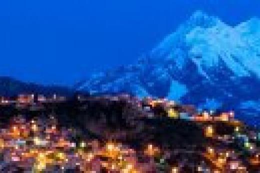 Velká cesta Andami