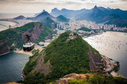 Rio de Janeiro, Pobyt V Nejkrásnějším Městě Světa