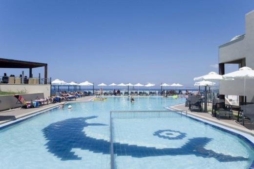 Galini Sea View Hotel