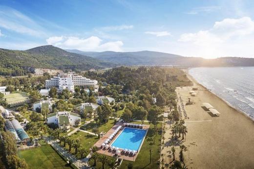 Richmond Ephesus Resort - Rodinný Pokoj