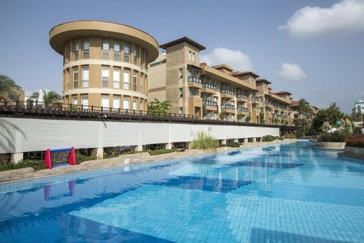 The Xanthe Resort & Spa - Rodinný Pokoj