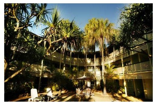 Club Crocodile Resort