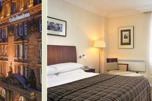 Caledonian Hilton Edinburgh Hotel