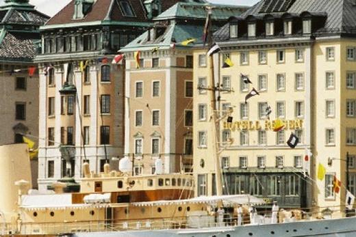 First Reisen hotel Stockholm