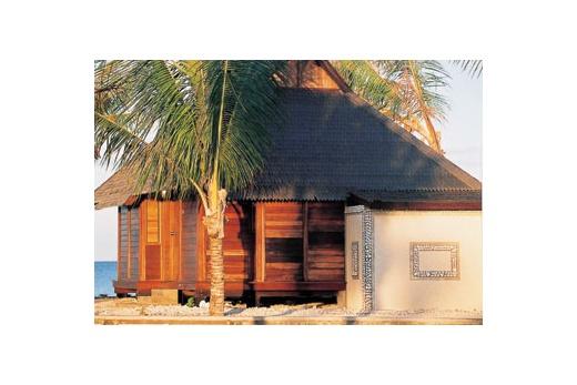 Fakarava - bungalov