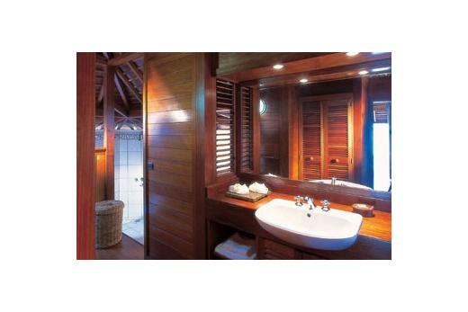 Fakarava - koupelna