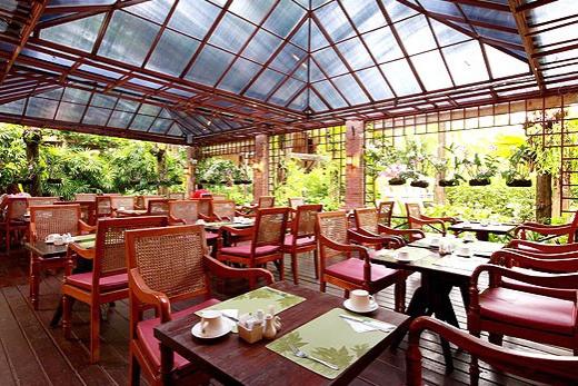 Restaurace - jídelna