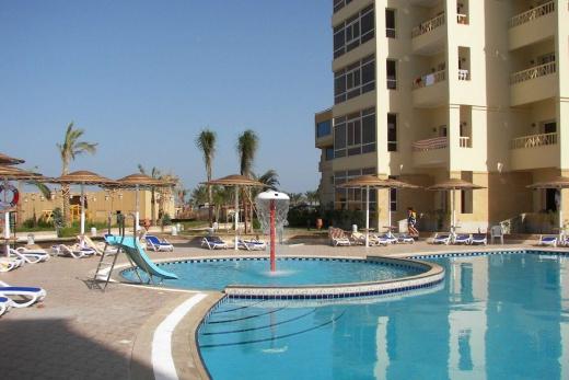 AMC Azur resort