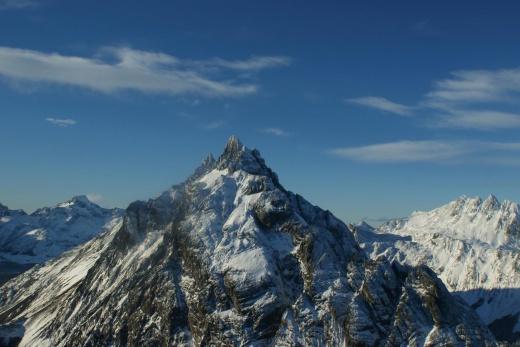 Argentina - Ushuaia - Mount Olivia