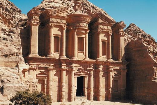 Jordánsko a Mrtvé moře -  klasický okruh - 8 dní