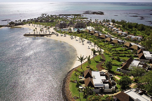 Four Season Mauritius at Anahita