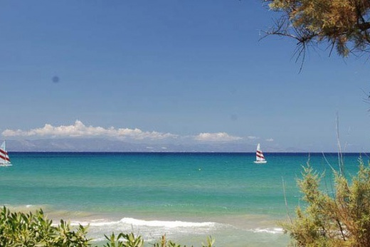 Kyllini Beach