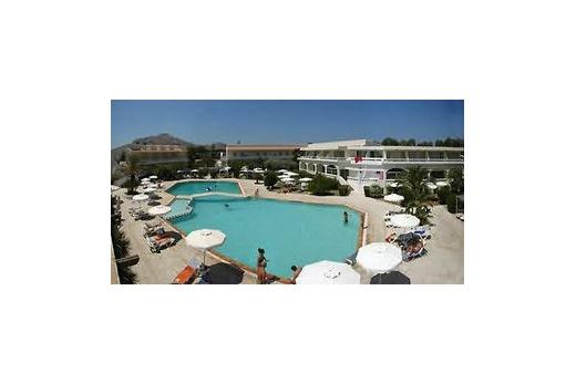 Hotel Nirides s bazénem