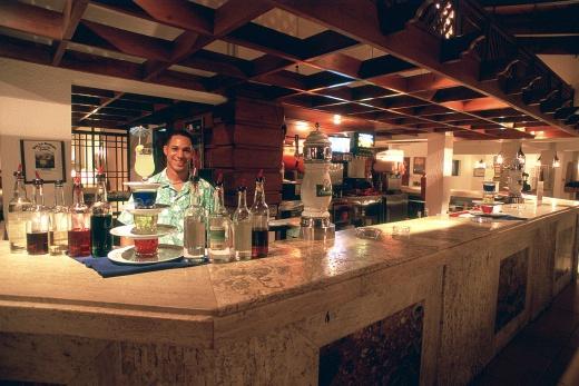 Occidental Grand Flamenco - bar