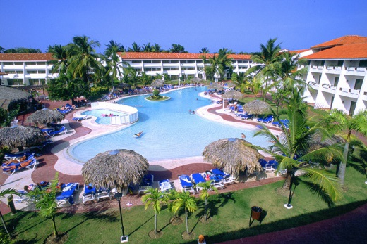 Occidental Allegro Playa Dorada - pohled na bazén