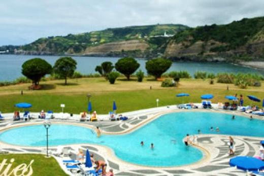 Bahia Palace Suites - bazén