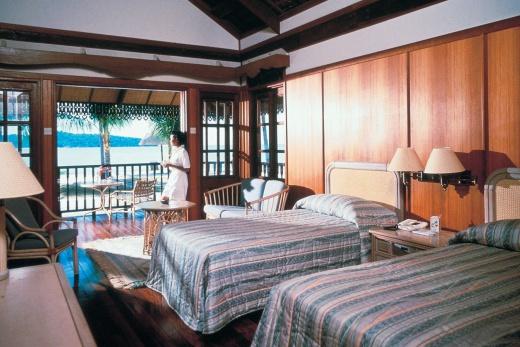 Pelangi Beach Resort pokoj