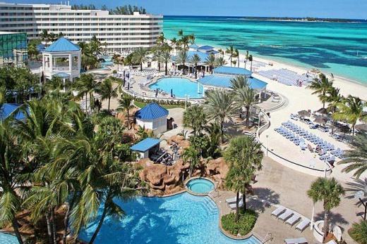 Sheraton Nassau Beach resort