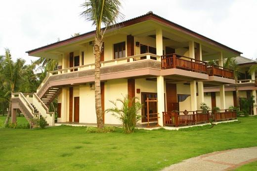 Sunny Paradise Resort -bungalov