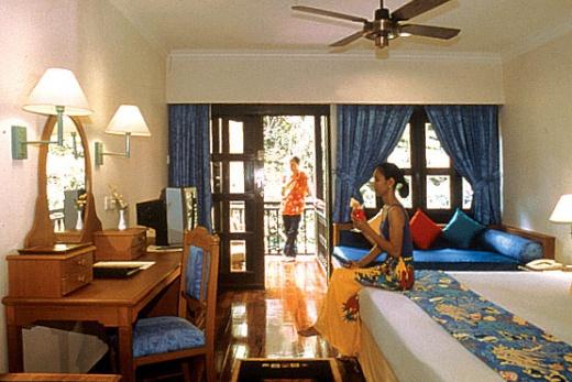 Berjaya Langkawi Beach Resort superior bungalow