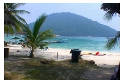 Perhentain Island