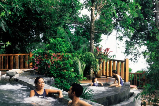Berjaya Langkawi Beach Resort jacuzzi