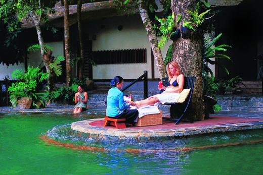 Berjaya Langkawi Beach Resort lázně